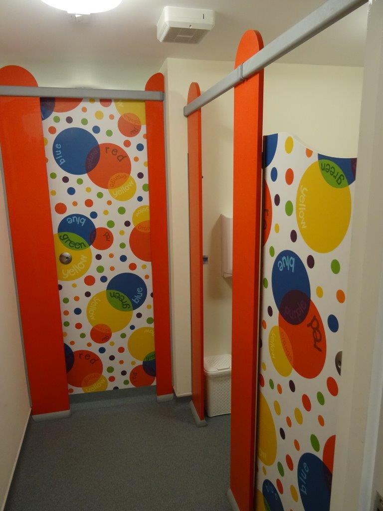 Children's toilets
