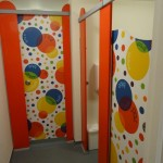 Children's toilets